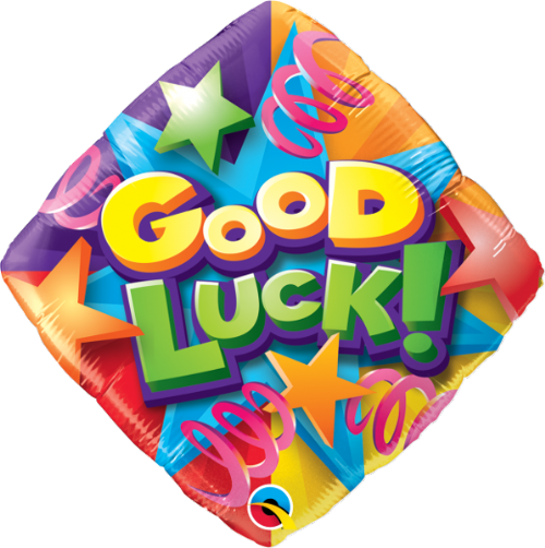25307: - :Good Luck Stars & Streamers